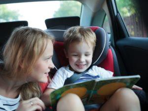 Siège auto : trop de confort = sécurité réduite