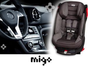 Migo, notre marque haut de gamme de sièges auto
