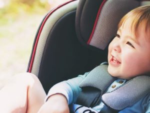Quand passer bébé dans un siège auto ?