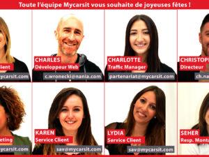 L'équipe Mycarsit.com