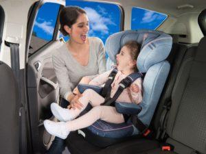 Top 3 des sièges auto pour un enfant de plus de 3 ans
