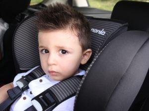 Accident de voiture : que faire du siège auto ?