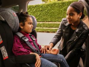 Votre enfant se détache de son siège auto ? Découvrez la boucle sonore d'alerte