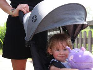 Balade en poussette : comment protéger bébé de la chaleur ?