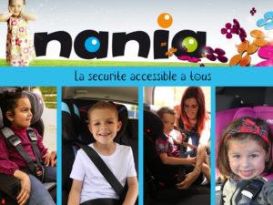 Nania, une marque française qui rend la sécurité accessible à tous