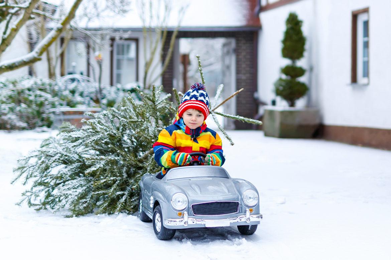 siege auto hiver