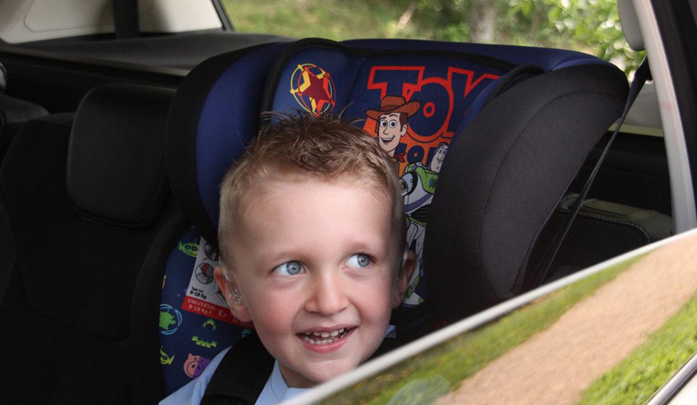 siege auto adapté pour plus de sécurité