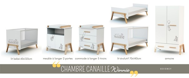 chambre canaille