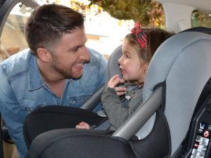 Choisir un siège auto selon la taille de bébé